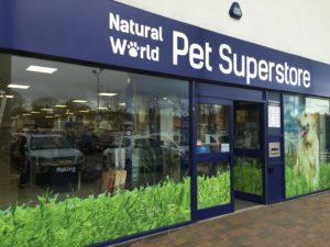 Natural World Pets Northampton